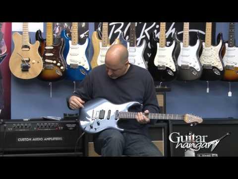 Ernie Ball Music Man Luke 3 Signature LIII HSS Bodhi Blue Electric Guitar | Guitar Hangar