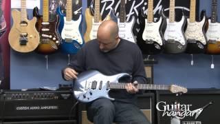 Music Man Luke Signature LIII HSS Electric Guitar Bodhi Blue