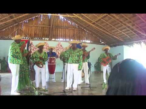 Baragua Folk Group Millie Gone to Brazil