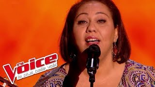 Haramtou bik Nouassi | Samira Brahmia | The Voice France 2015 | Blind Audition