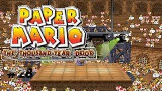 Comienza el espectáculo de lucha/Paper Mario: La Puerta Milenaria #28