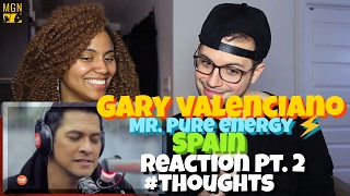 Gary Valenciano - Spain (Chick Corea) Reaction Pt.2 #Thoughts