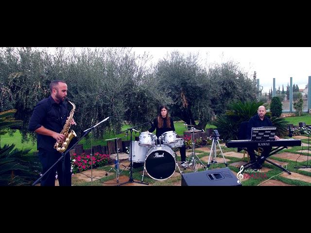 C' est Magnifique cover trio Jazz