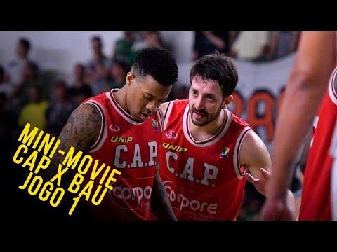 Mini Movie: Bauru 72x78 Paulistano - Semifinal Jogo 1