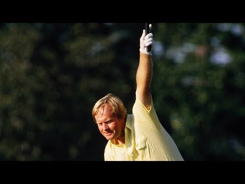 1986 Masters Tournament Final Round Broadcast