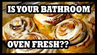 Toilet Cinnabon?? - Food Feeder