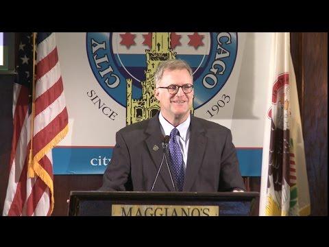 Hon. Dan Cronin, Chairman,  DuPage County Board