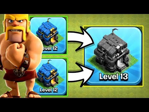 2 MAX BASES BEFORE TOWN HALL 13! 🔥 Clash Of Clans
