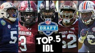 2020 NFL Draft Prospect Rankings: Interior D-linemen | Blitzalytics Top 5 Draft Prospect Series