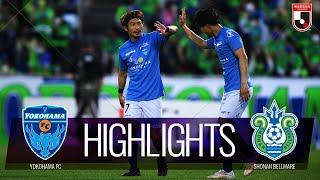 横浜FCvs湘南ベルマーレ J1リーグ 第14節