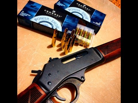 Henry Rifle 30-30 Lever Action Review