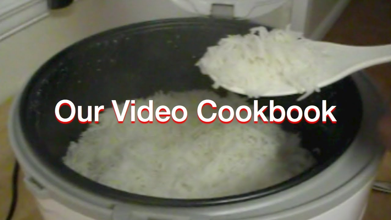 Basmati rice cooker setting