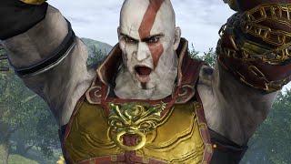 無雙OROCHI 蛇魔3 Ultimate 典韋戰神奎托斯Mod (WO4U Dian Wei God Of War Kratos Mod)