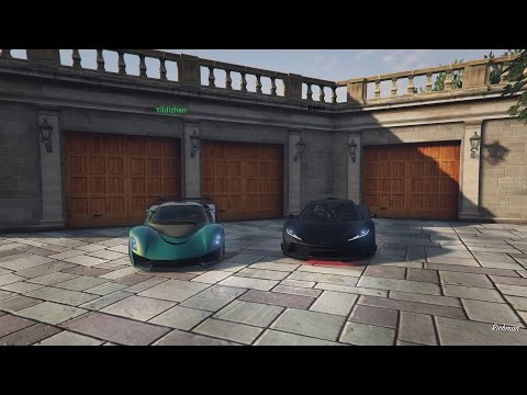 [ GTA 5 DRAG RACE ]  T20 VS Turismo