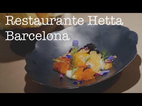 Restaurante Hetta, Barcelona