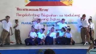 Sabayang Bigkas 2013 MILES