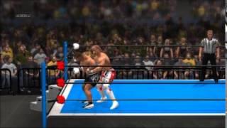 WWE2K14のオンライン試合動画です。普段、こんな感じで遊んでいます。う...