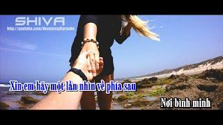 [ Karaoke Demo ] Phía Sau Em - Kay Trần Ft Binz