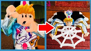Becoming a Spider in Roblox