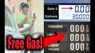 100% FREE GAS (not clickbait) | How To Prank