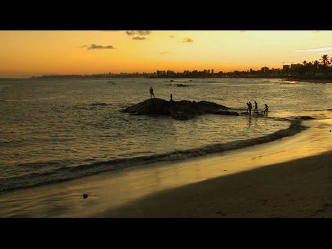 HD! Reise durch Amerika: Brasilien - Salvador da Bahia, die Afrikanerin [Doku]