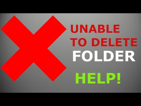 [Fix] Unable to delete folder Error Could not find this item Solution Here