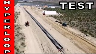 Full Scale Demo of Elon Musk's Hyperloop thumbnail