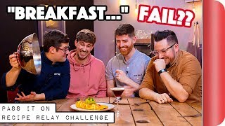 """BREAKFAST"" Recipe Relay Challenge 