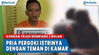 Suami Pergoki Istri Dengan Pria Di Kamar, Pelaku Bunuh Teman Sendiri Yang Sudah Numpang 2 Bulan