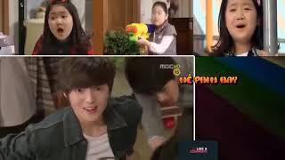 Gia Đình Là Số 1 Phần 3 Tập 12 Ahn Soo Jung chiến đấu với cả nhà để giành phòng