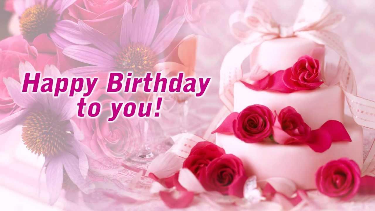 Happy birthday by flowers amour happy birthday izmirmasajfo