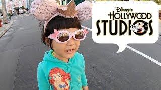 Disney's Hollywood Studiosであそぶせんももあいしー