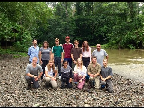Borneo's Rainforest 'Earthwatch' Expedition for Climate and Landscape Change, July 2016