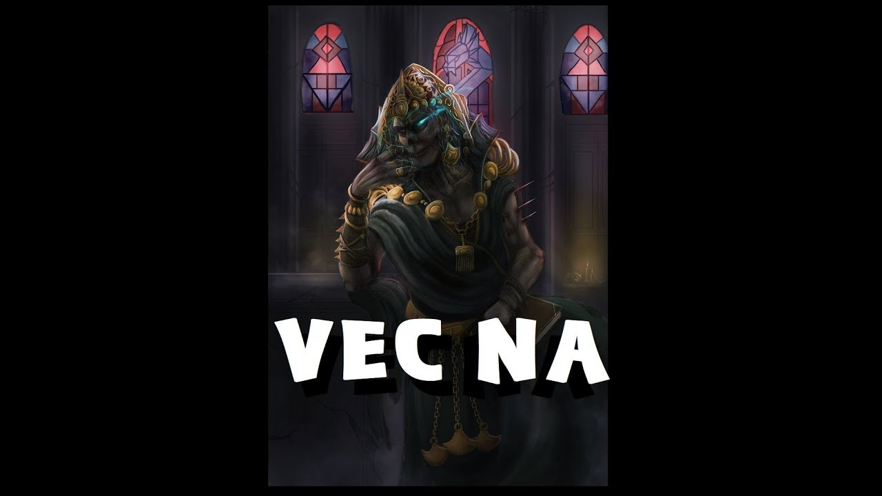 Dungeons and Dragons Lore: Vecna