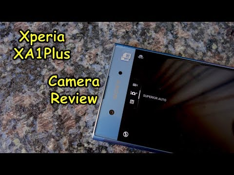 Sony Xperia XA1 Plus Camera review and photo quality comparison with XZ Premium