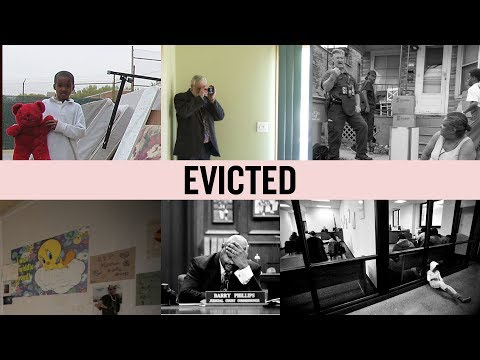 Evicted – an exhibition at the National Building Museum