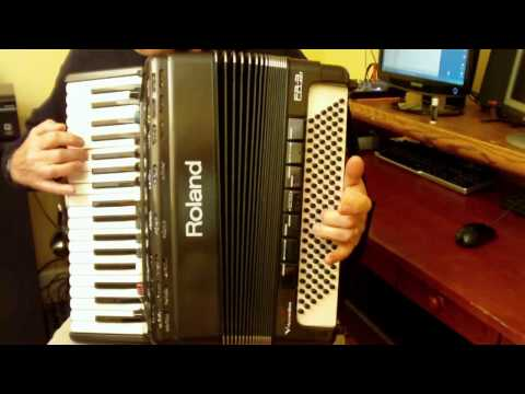 Dreaming (Piano Accordion)