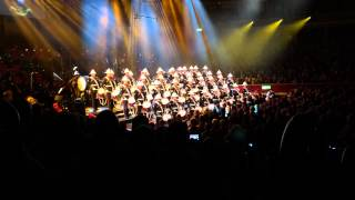 MOUNTBATTEN Festival of Music 2014 (Avengers Assemble, Sangin Valley, Walcheren)