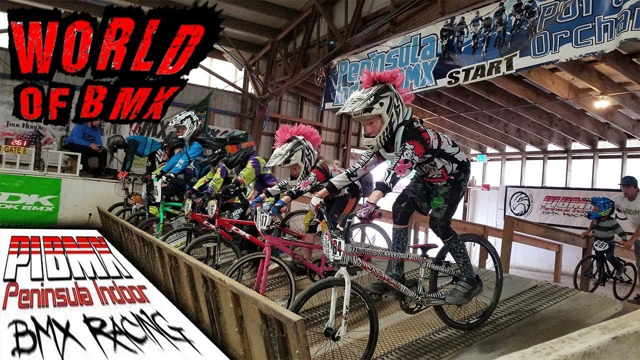 Peninsula Indoor BMX Port Orchard Washington