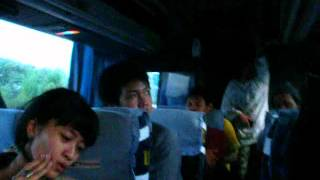 Kharis Choir in the bus - Tangan Tuhan/Pelangi KasihMu Mp3