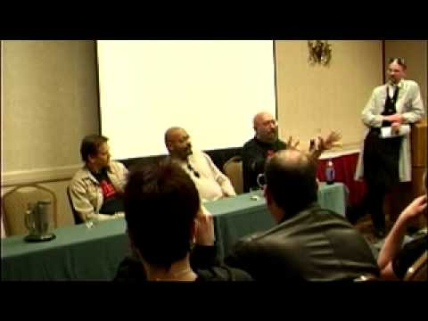 Devil's Rejects Panel w/ Bill Moseley, Sid Haig, Ken Foree -  Part 3