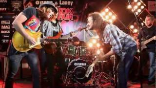 Little Wing, Smoke On The Water - Jack Thammarat Band with Joshua Ray and Alex Hutchings Jam