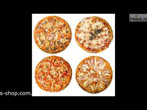 Печь для пиццы 4х20 GoodFood PO1 и Печь для пиццы 4+4х20 GoodFood PO2