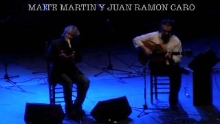 MAITE MARTIN Y JUAN RAMON CARO GRANAINAS