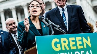 How The Green New Deal Could Save The Freaking World