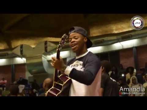 Ntencane live performance at Amandla kamaskandi