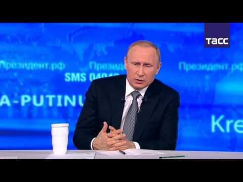 Путин об ограничениях приема иностранных граждан в российские ВУЗы