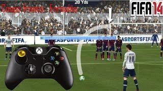 FIFA 14 | Coups Francs enroulés