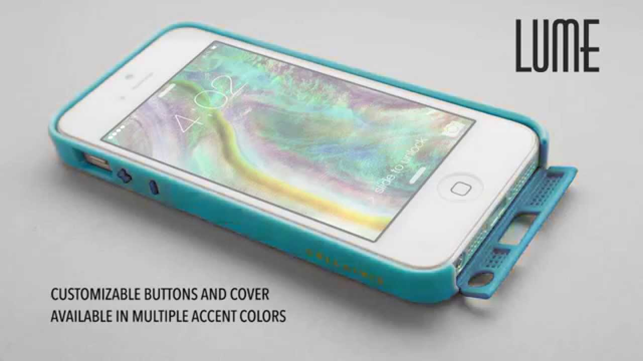 Matter Collection: iPhone 5 Cases by Cellairis - YouTube