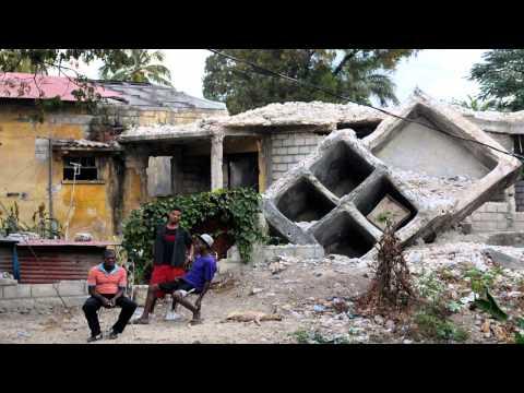 Haiti Earthquake 2012 (GCSE Geography Project)